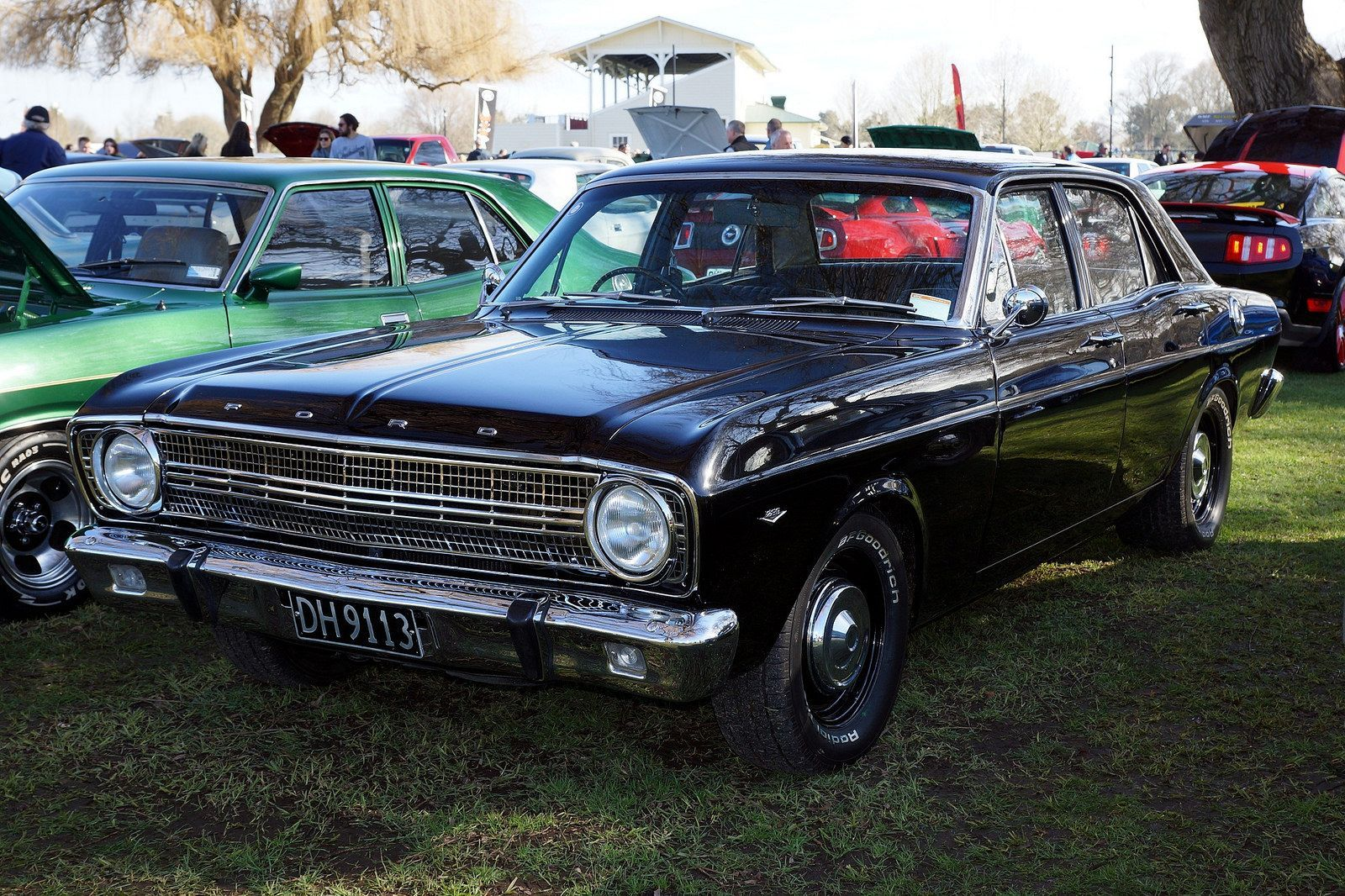 1967 Ford Falcon | At Henry Ford Day , Hamilton , NZ ...