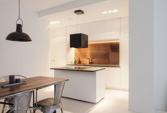 Myytävät asunnot, Ruoholahdenkatu 10 Kamppi Helsinki  #oikotie #oikotieasunnot #keittiö