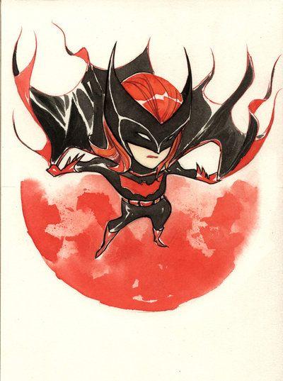 small batwoman by duss005.deviantart.com