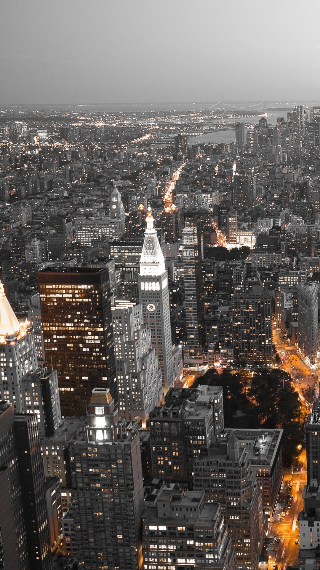 Cool City Lights 4k Hd Android And Iphone Wallpaper Background And Lockscreen Gambar