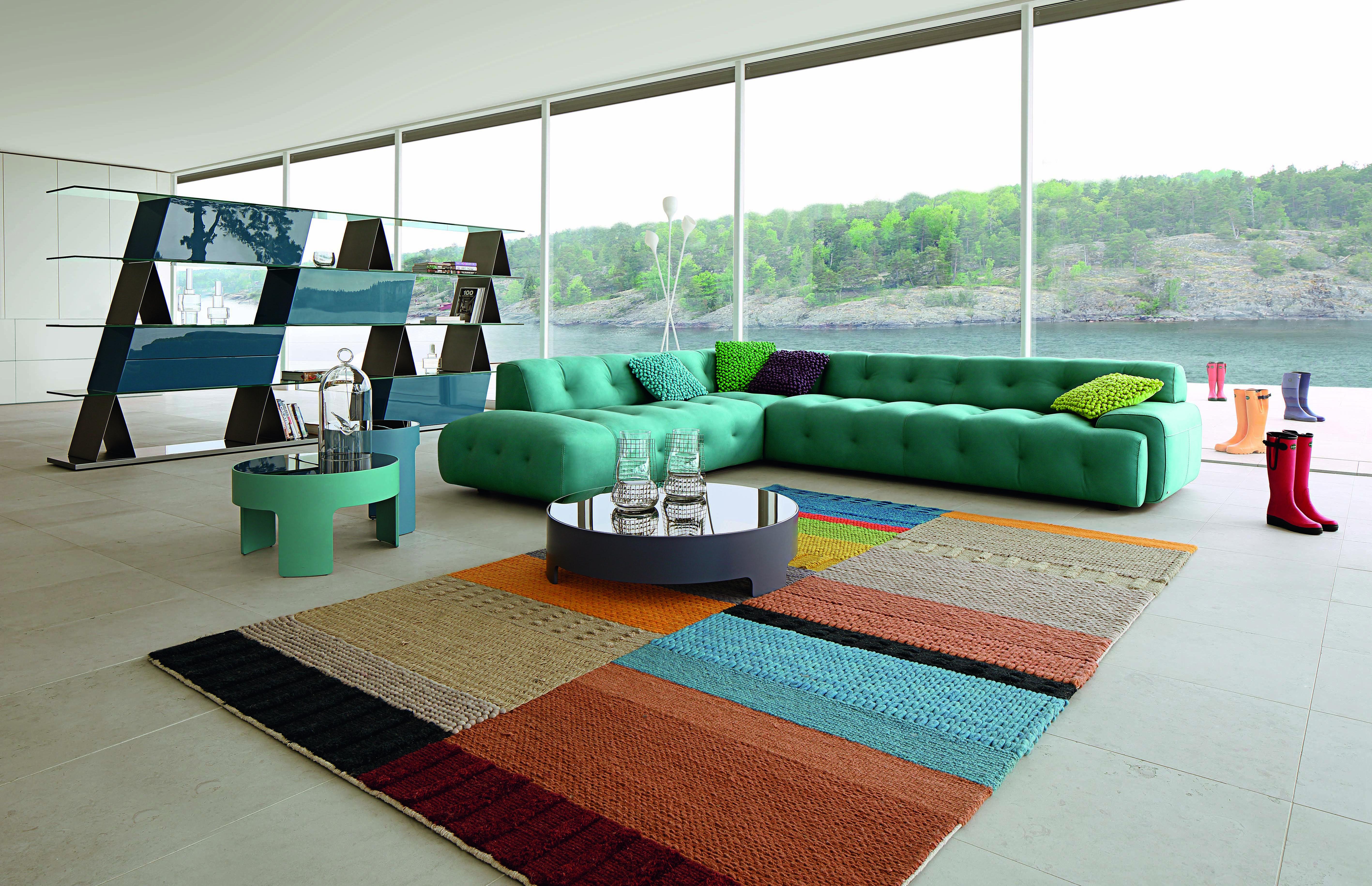 Roche Bobois Blogger Modular Sofa Design R Tapinassi M  # Muebles Roche Bobois