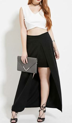 Tons of brands have started catering to curvy girls, expanding their clothing lines for plus size women...plus size women, with plus size wallets. While there are many boutiques out there offering plus size clothing at prices a bit out of our college-girl-...