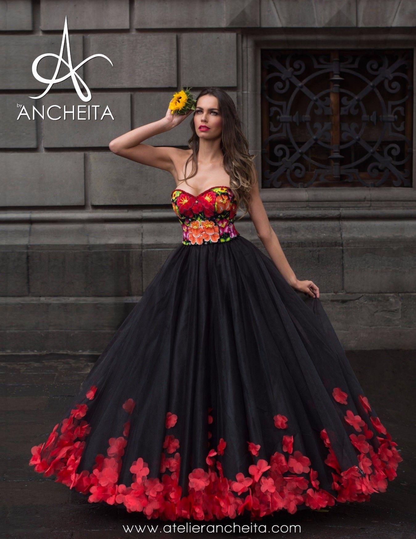Boda Hermoso Vestido Ancheita Pétalos Fiesta Próximo De 8n0wPOk