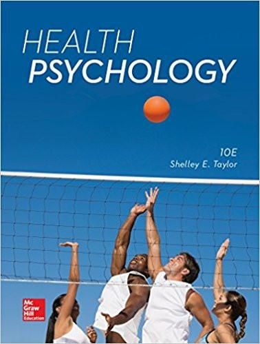 Health psychology 10th edition by shelley taylor isbn 13 978 health psychology 10th edition by shelley taylor isbn 13 978 1259870477 fandeluxe Image collections