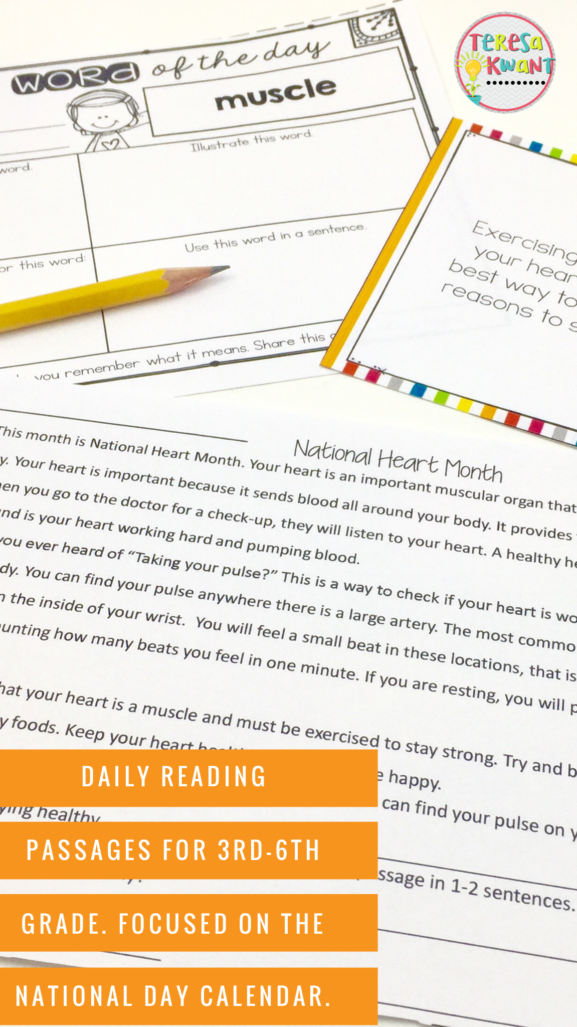 daily journal topics for 6th grade