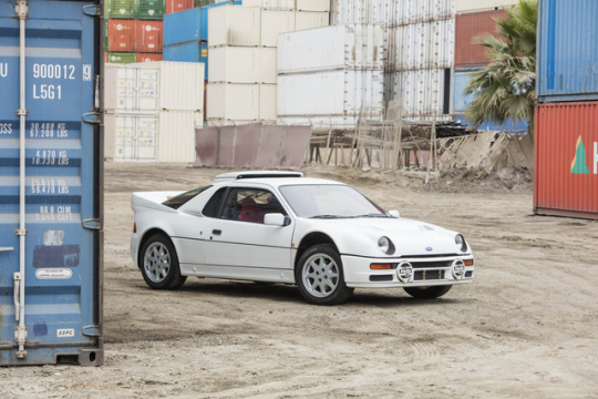 Ford Rs2000 Street Legal Legends Group B Rally Car Ford Car