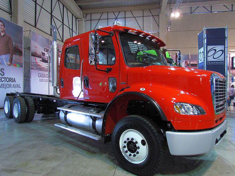 2012 Freightliner M2 Business Class Crew Cab Cab Chassis Freightliner Freightliner Trucks Trucks