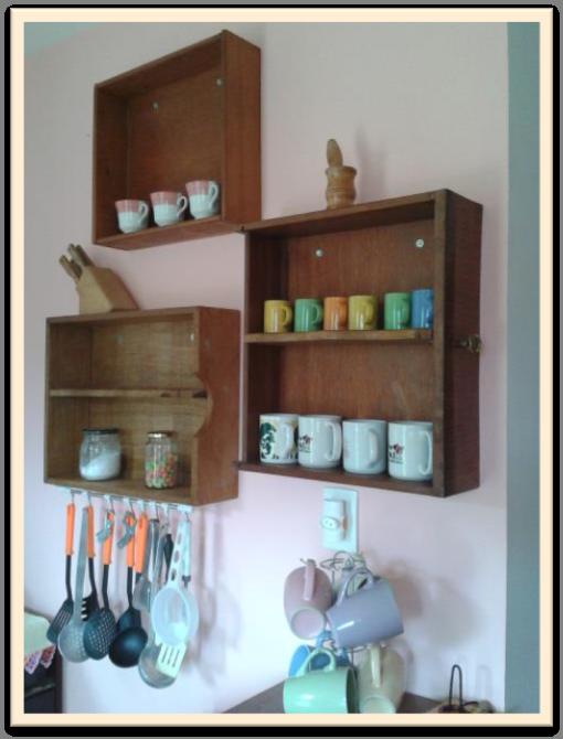 Ideas para reciclar cajones viejos small furniture - Ideas para reciclar ...
