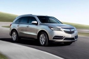 Cars Car Pictures Acura Mdx Suv Best Suv Cars