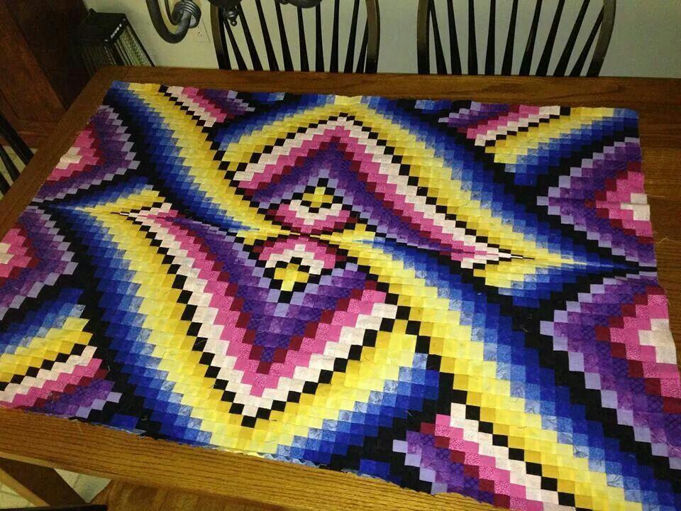 Links by Dereck Lockwood | Quilt ideas | Pinterest | Bargello quilts : lockwood quilts - Adamdwight.com