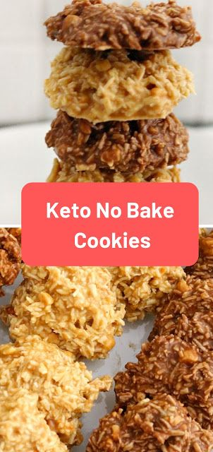 9 Easy Keto Cookie Recipes You Simply Can't Resist #ketocookierecipes