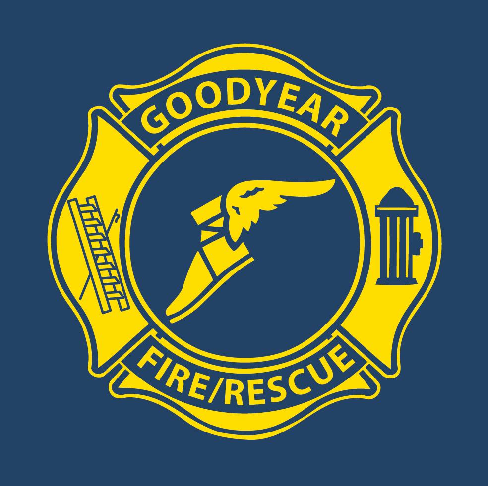 Vector Art Goodyear Fire/Rescue Portfolio Custom