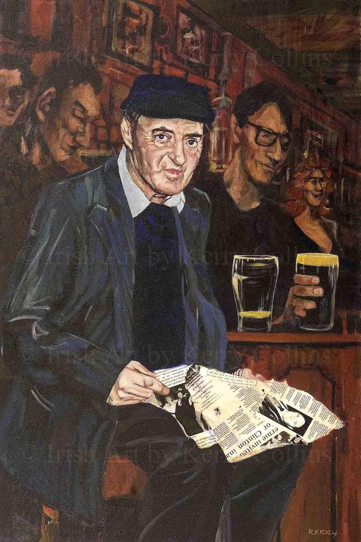 Kerry Collins Irish Art