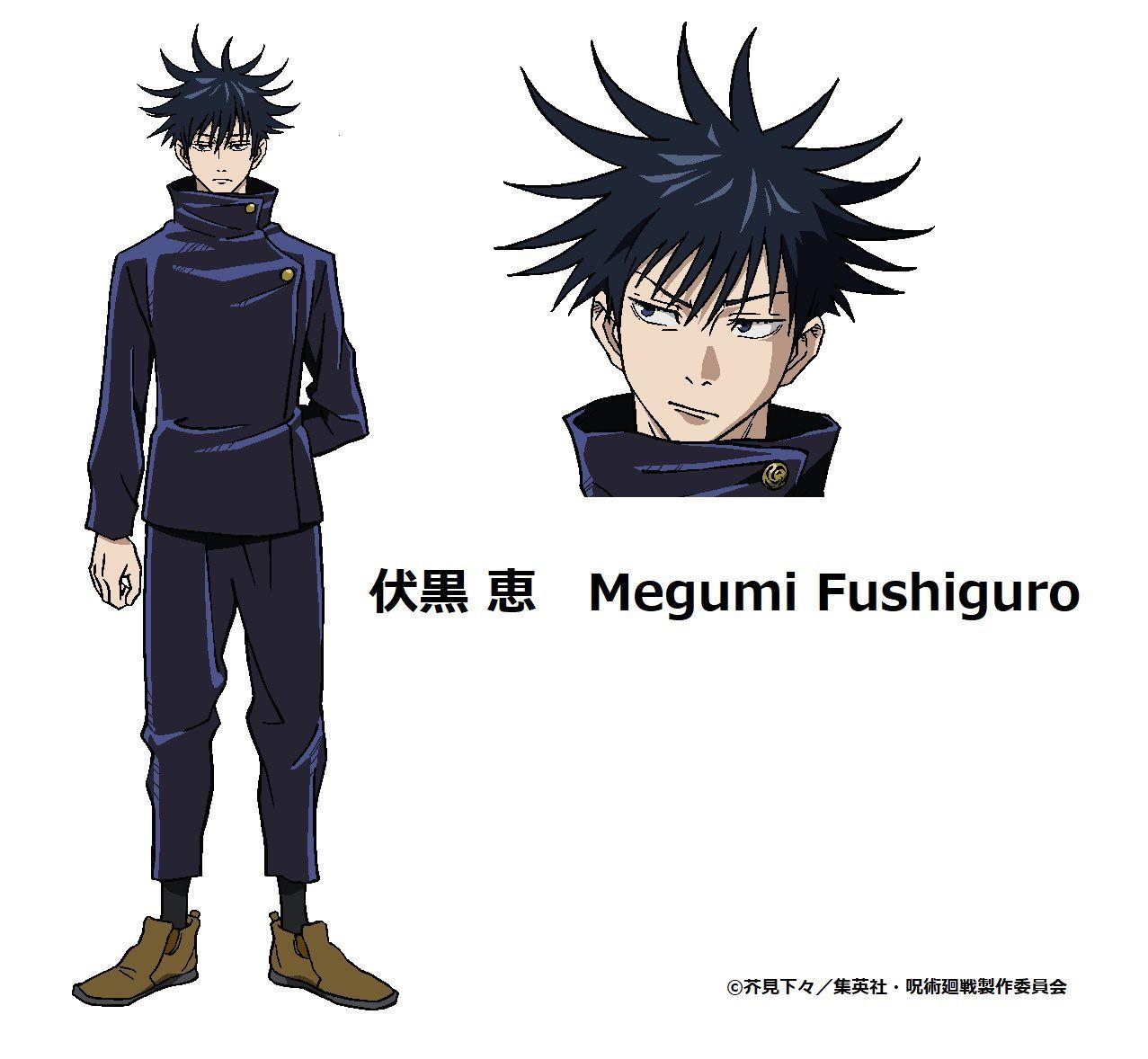 Jujutsu Kaisen On Twitter Jujutsu Anime Jujitsu