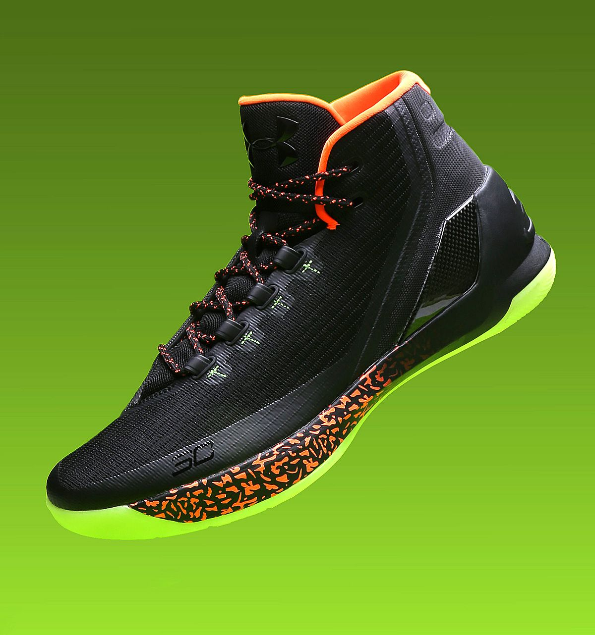 bc4de93136af Under Armour Curry 3 Lights Out