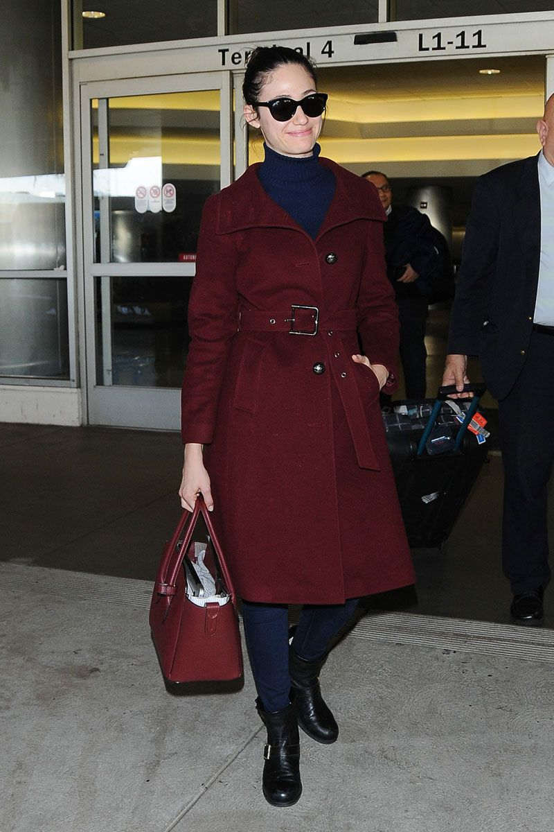How to Dress for the Airport, Shown by 105 Celebrities  - ELLE.com