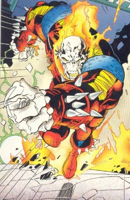Speed Demon (Character) - Comic Vine   Speed & Cars   Marvel
