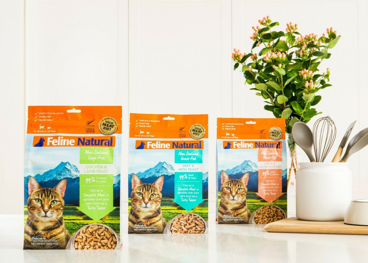 Feline natural freeze dried cat food continue to the