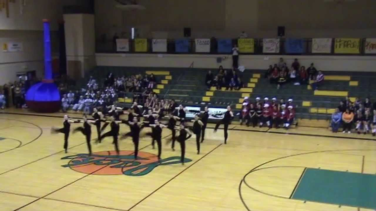 Hanford High School Dance Team 2008