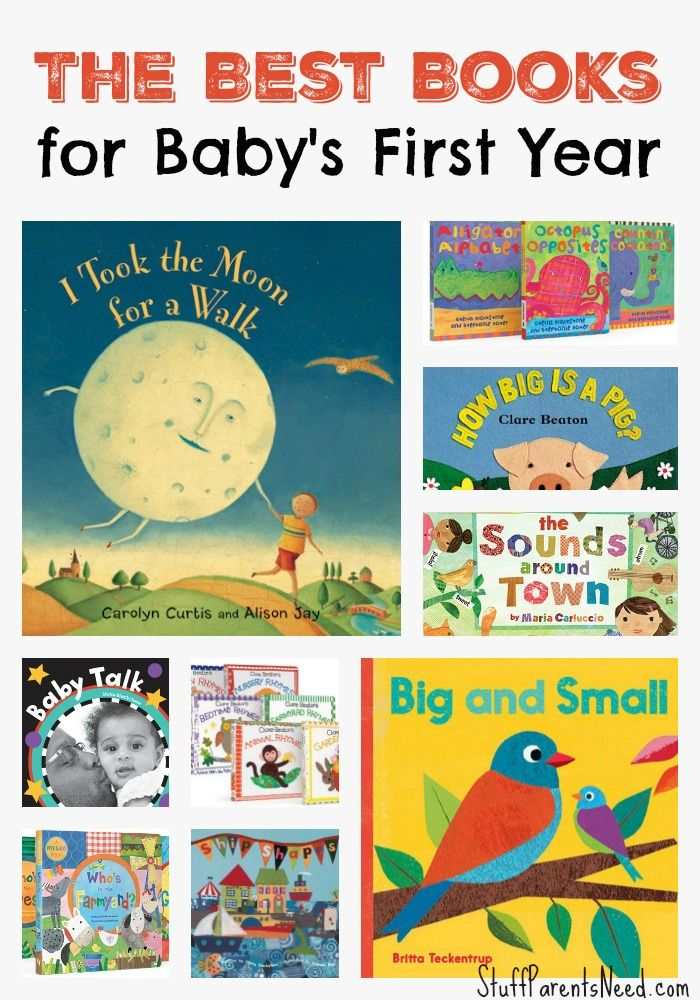 10 Baby Book Gift Ideas That Will Treasured