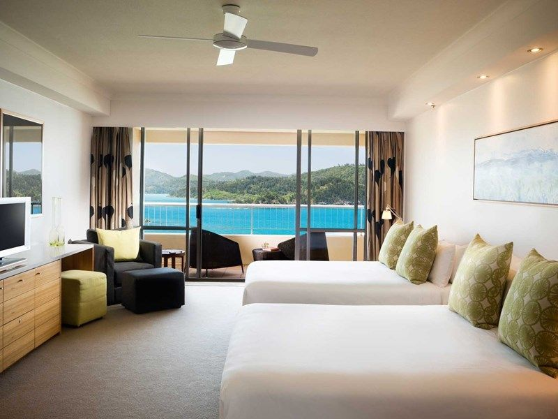 Reef View Hotel 2 Bedroom Terrace Suite Hamilton Island Accommodation Hotel Hotels Room Hamilton Island Reef View Hotel
