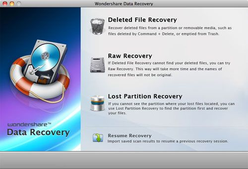 For Mac users who need\/wish to recover hard drive data on Mac - resume software mac