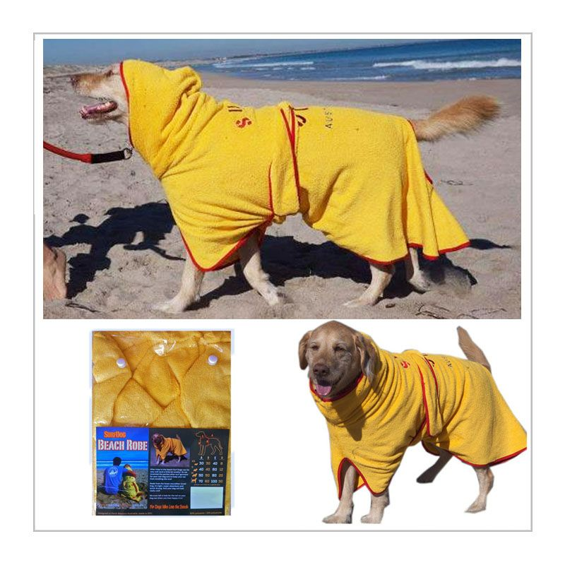 Zoomadog - dog dressing gown | Gorgeous stuff for dogs! | Pinterest
