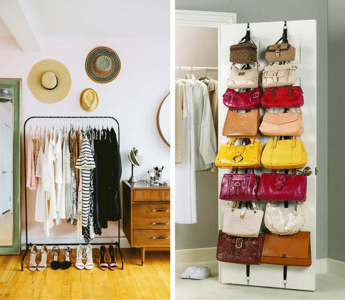Come sistemare abiti e accessori manca lo spazio 7 idee for Arredamento idee da copiare