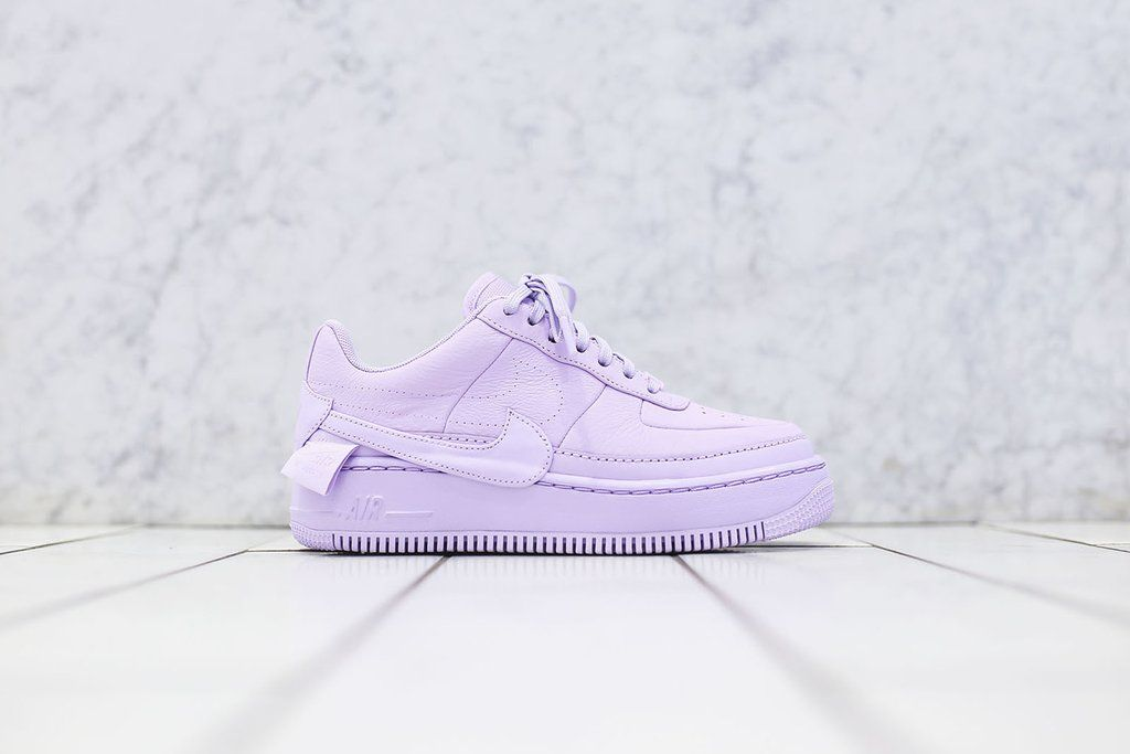 low priced 400b3 89c0e Nike WMNS Air Force 1 Jester XX - Violet Mist