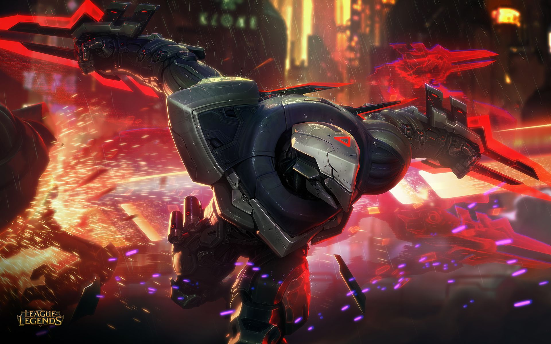 Project Zed Skin Wallpaper League Of Legends Lol League Of Legends League Of Legends Items
