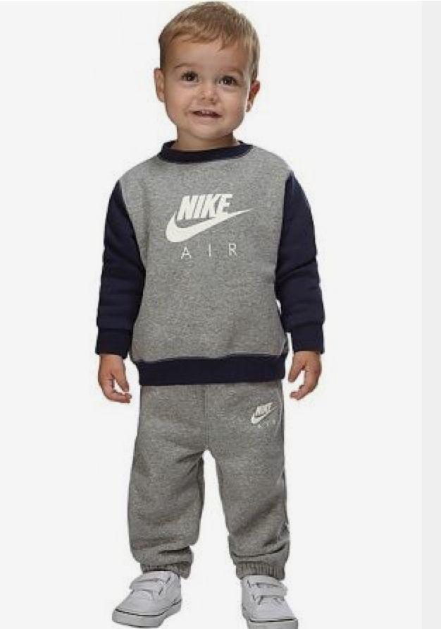 Nike Kids Air Suit Buzos Para Niños Ropa Para Niñas Conjuntos Para Niños