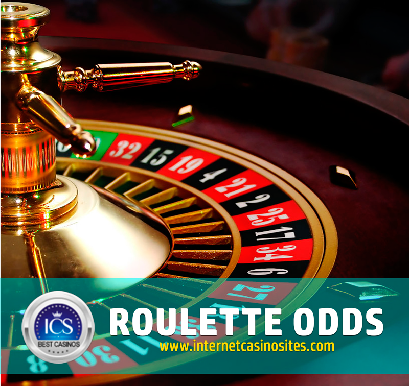 Roulette Odds for Single and Double Zero Bets. Roulette