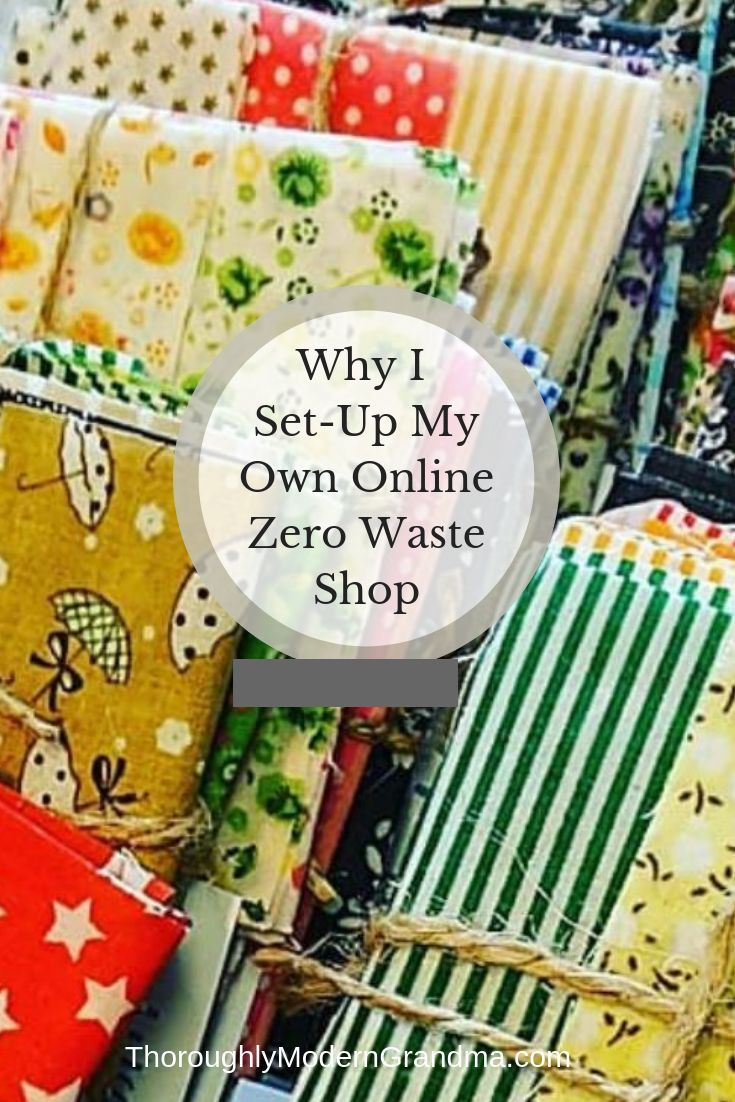 Why I Decided To Set Up My Own Online Zero Waste Shop
