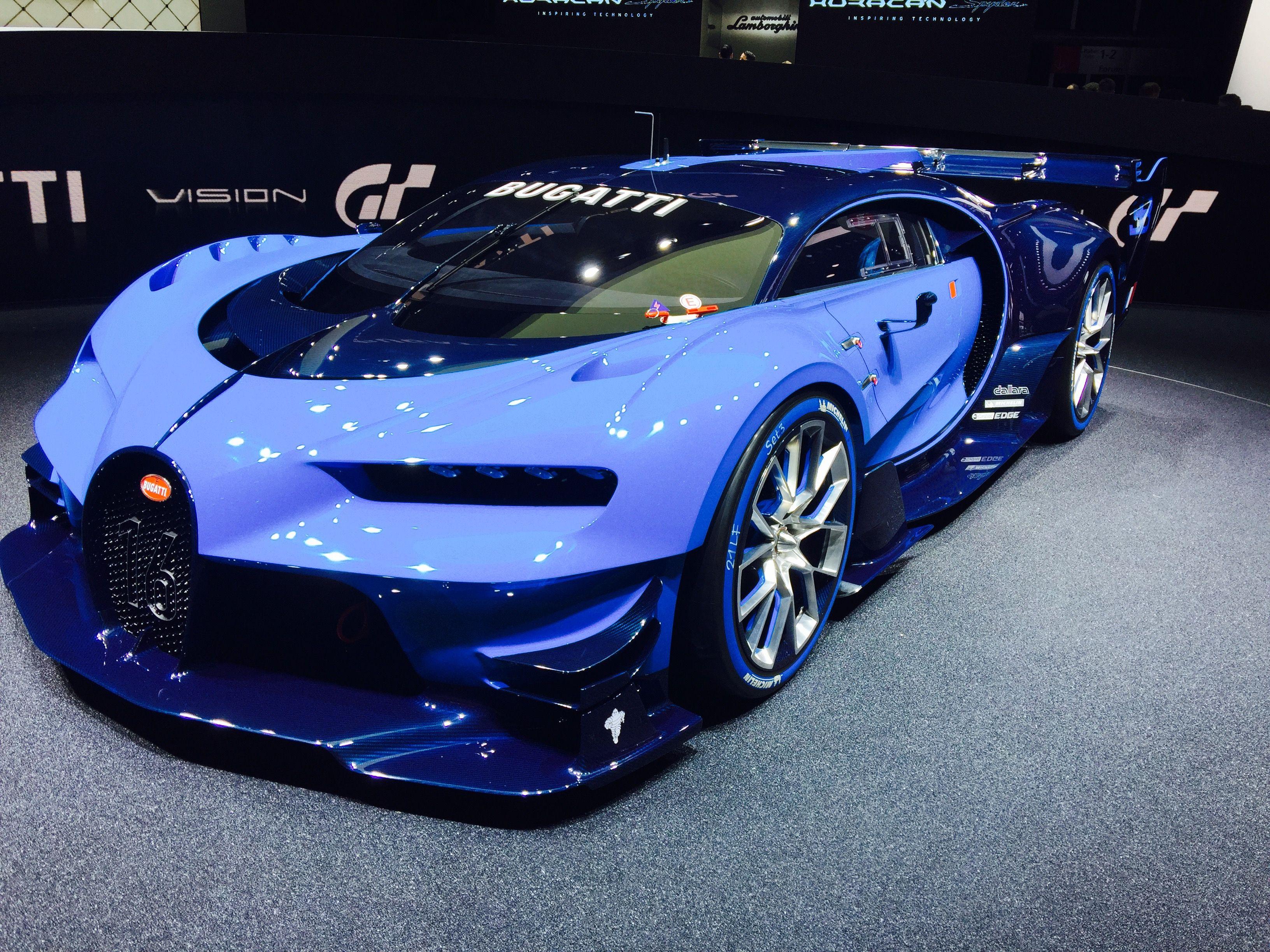 bugatti gt bugatti vision gran turismo pinterest cars sports cars and super car. Black Bedroom Furniture Sets. Home Design Ideas