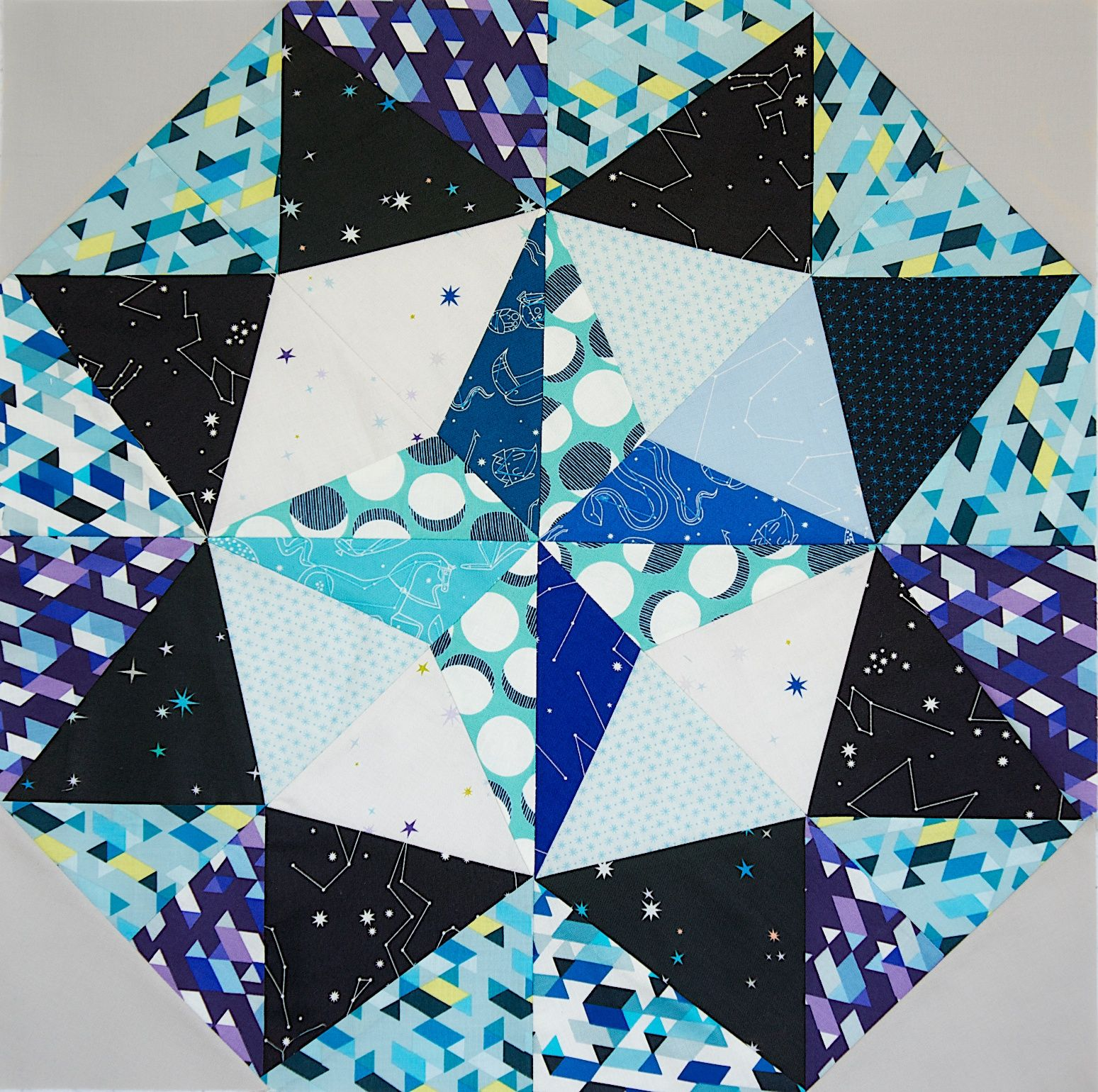 Funday Monday - July 15th, 2013 and update on the paper piecing conversion project - MARCELLE MEDALLION