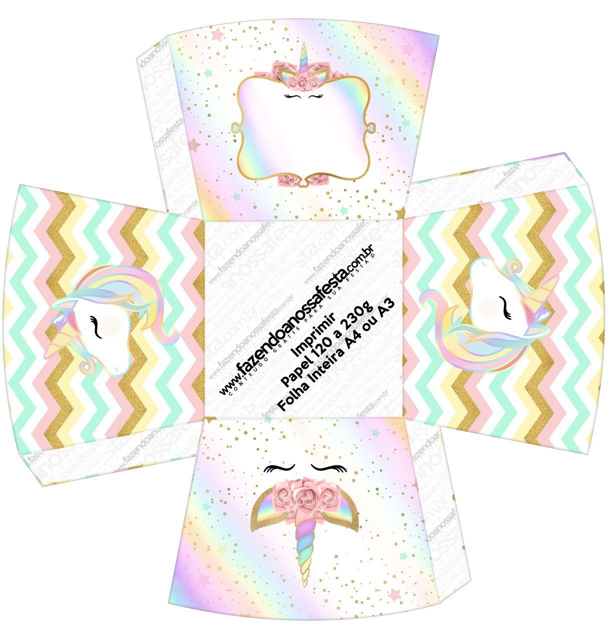 Free Printable Unicorn Kit 065 Jpg 1219 1252 Decoration Anniversaire Licorne Anniversaire Thème Licorne Carte Aniversaire