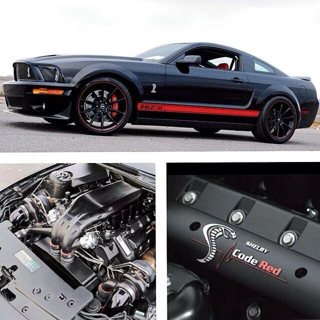 Shelby code red | New FORD Muscle | Pinterest | Mustang, Ford ...