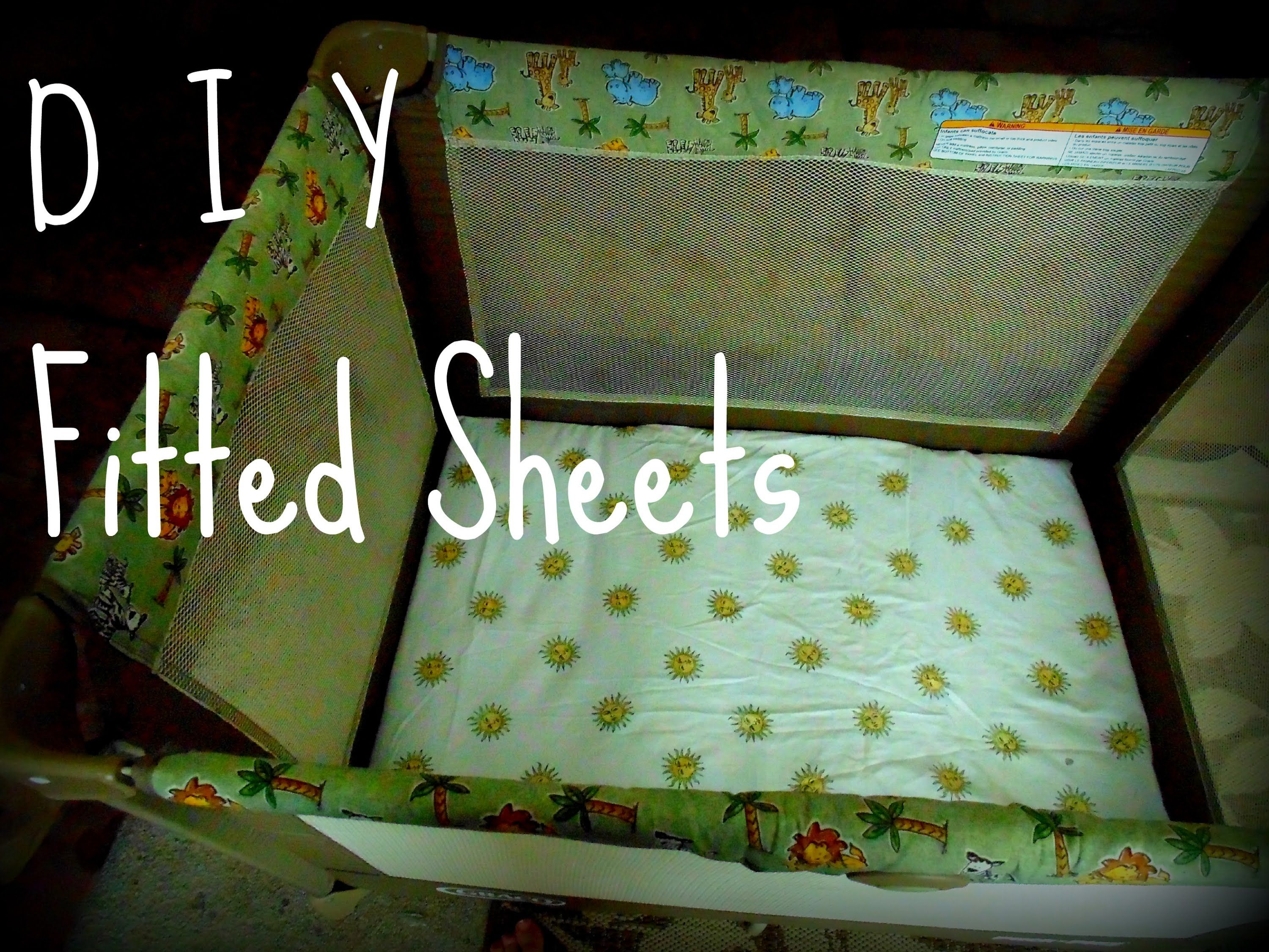 Pack N Play Fitted Sheets kids Pack n play mattress
