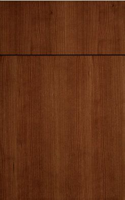 Innermost Cabinets - St Lucia Quartersawn Cherry Ginger Snap Finish