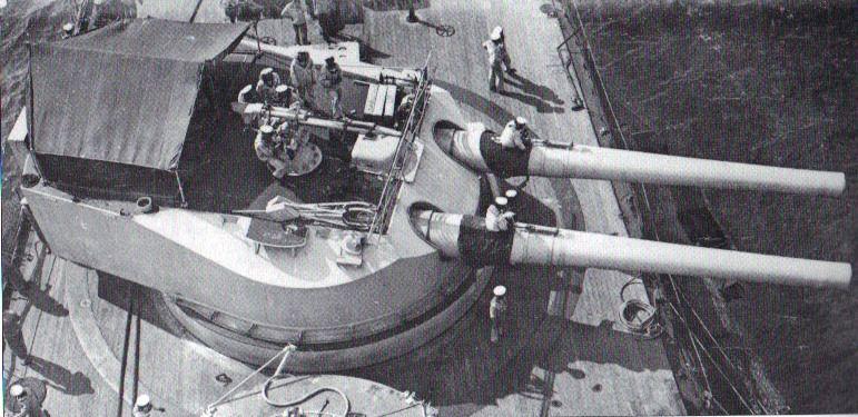 Image result for tegetthoff class battleships turrets