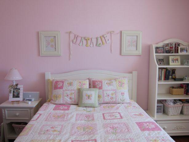 simple little girl bedroom ideas