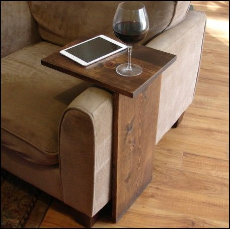 Tv Trays That Slide Under Couch With Images Sofa Handmade Home Decor Diy Furniture