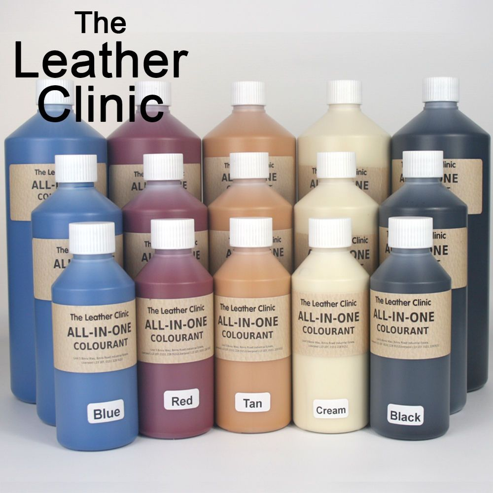 All In One Leather Colourant. / Dye Stain Paint Re Colouring Restorer Repair  Kit In Home, Furniture U0026 DIY, Furniture, Sofas, Armchairs U0026 Suites