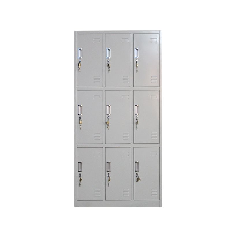 Hot Item Mingxiu Gray 12 Door Dubai Steel Locker Locker Steel Metal With Key In 2020 Steel Locker Steel Metal Steel
