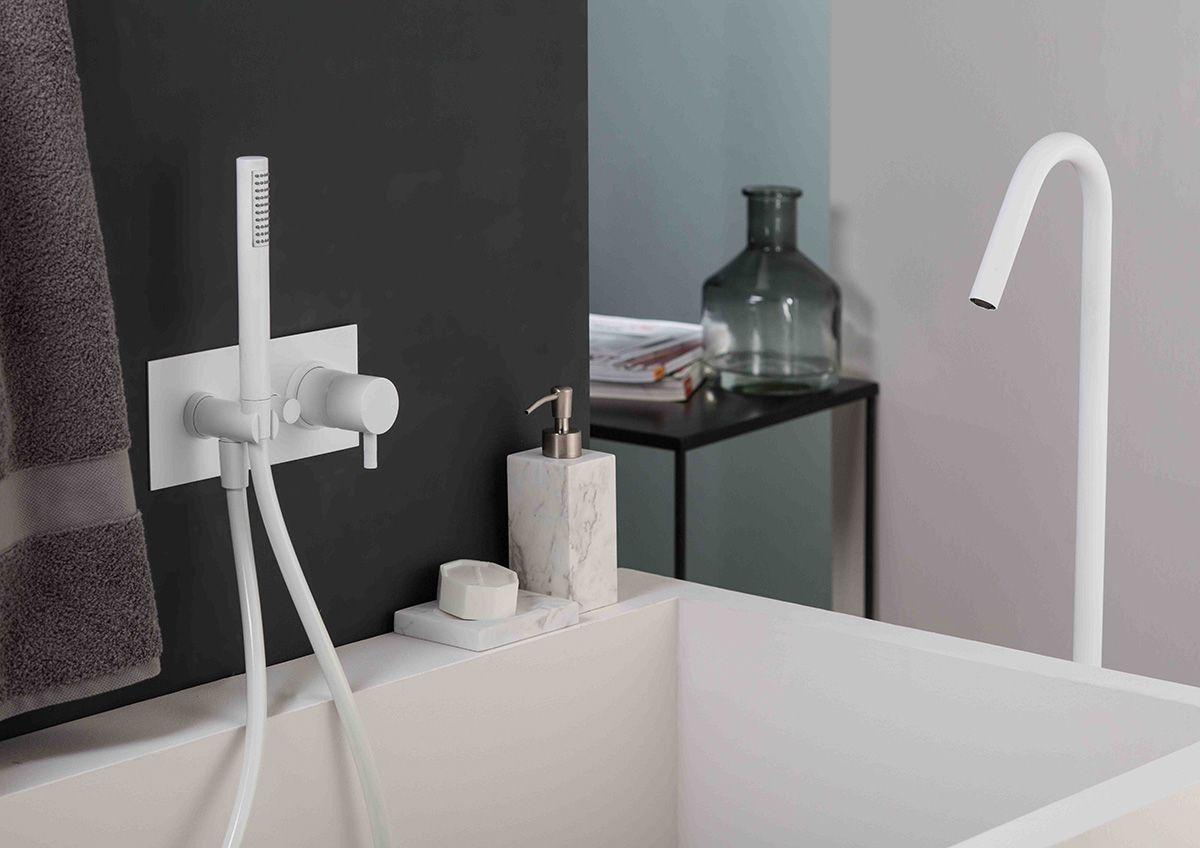 Diametro35 Black White Ritmonio Tolle Badezimmer Badezimmer Design Klassische Bader