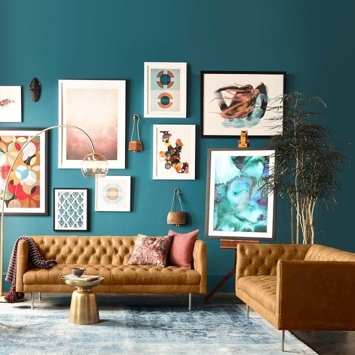 Best Modern Chesterfield Leather Sofa 79 Modern Apartment 640 x 480