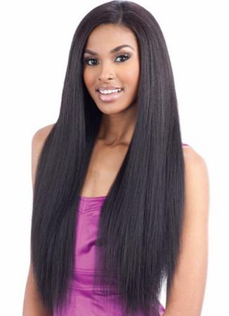 Model Model Pose Peruvian Blow Out Texture Straight 7 Piece 18 20 22 Human Hair Blend Hair Extensions Best Hair Human Hair