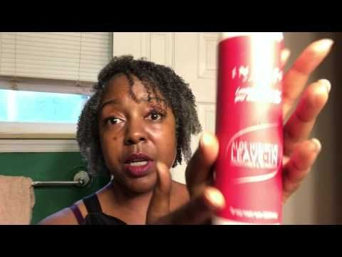 Inashi Coconut Avocado Curl Defining Custard and Island Breeze Hair & Body Whipped Butter - YouTube