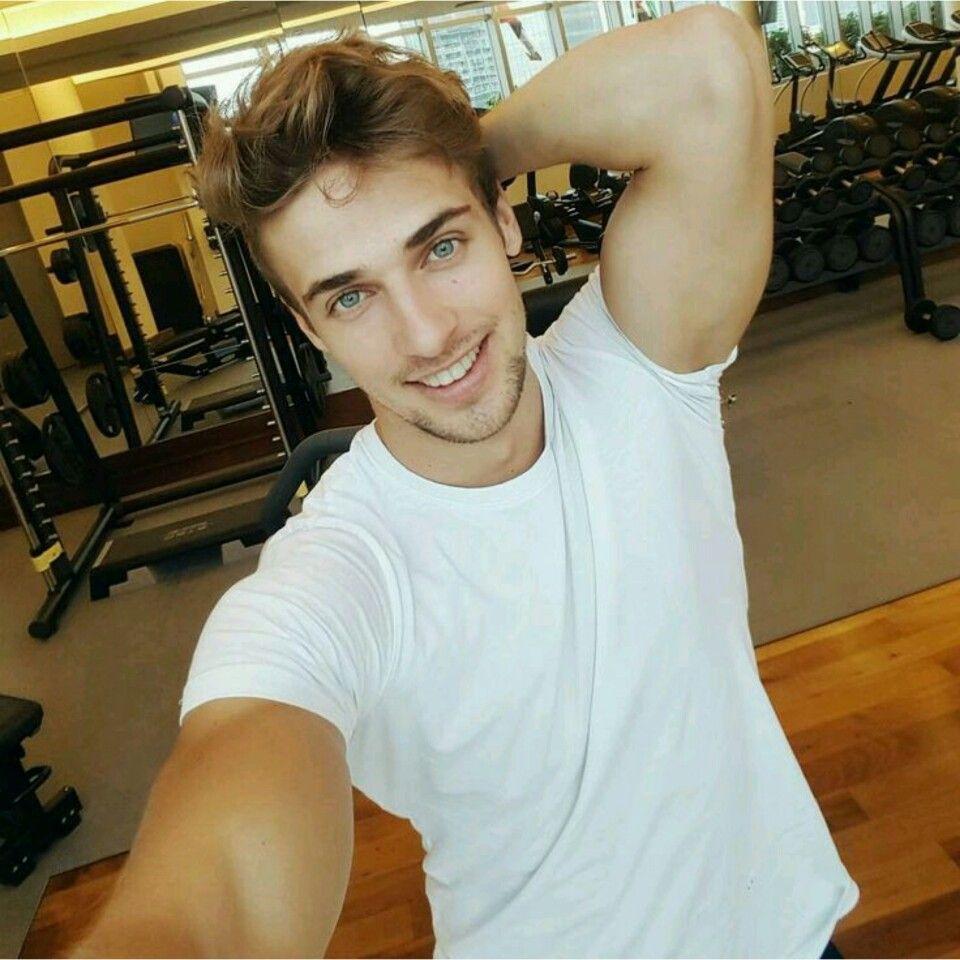 Dima Zinchenko | Beautiful men faces, Gorgeous men, Beautiful men
