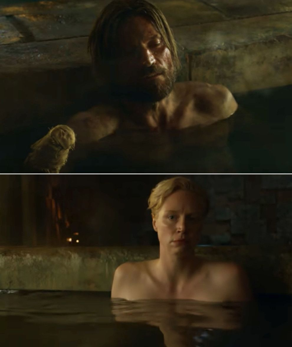27 Game Of Thrones Behind The Scenes Memories Straight From The
